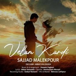 Sajjad Malekpour - Velam Kardi
