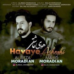 Alireza Moradian & Majid Moradian - Havaye Asheghi