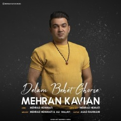 Mehran Kavian - Delam Behet Ghorse