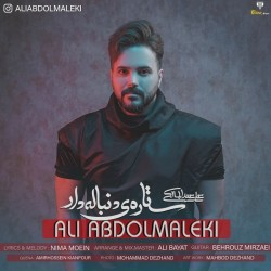Ali Abdolmaleki - Setareye Donbaleh Dar