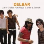 Amir Tataloo Ft Rezaya & Armin 2AFM & Ardalan Tomeh - Delbar