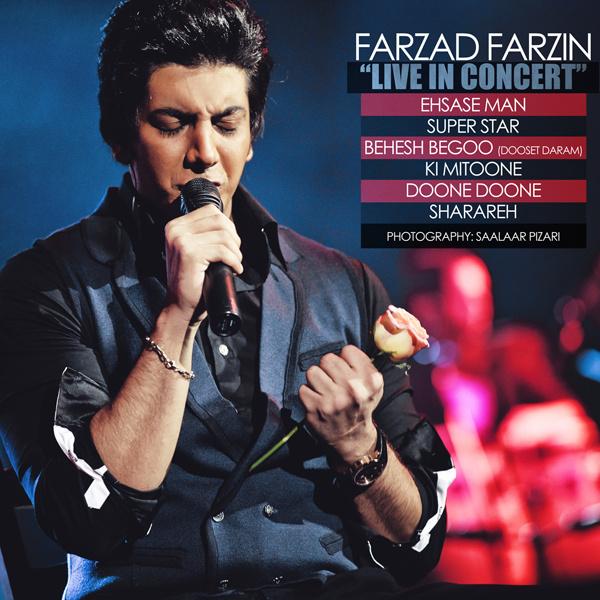 Farzad Farzin – Ki Mitoone ( Live )