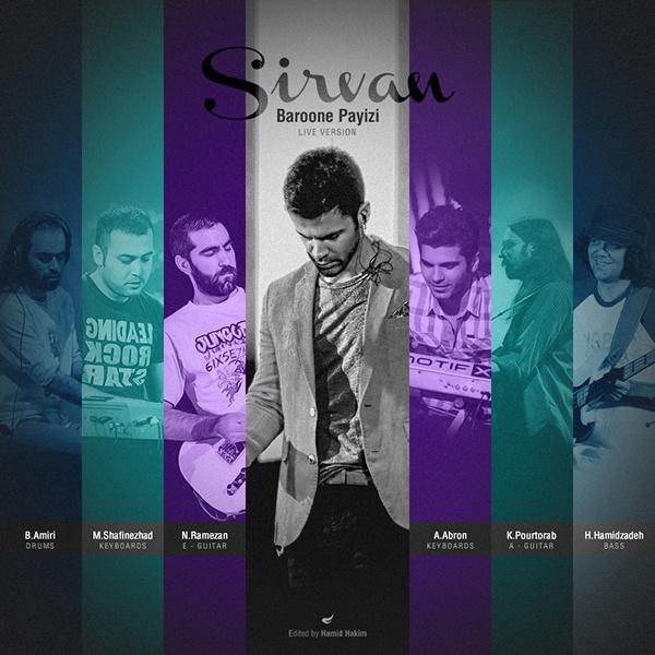 Sirvan Khosravi – Baroone Paeizi ( Live )