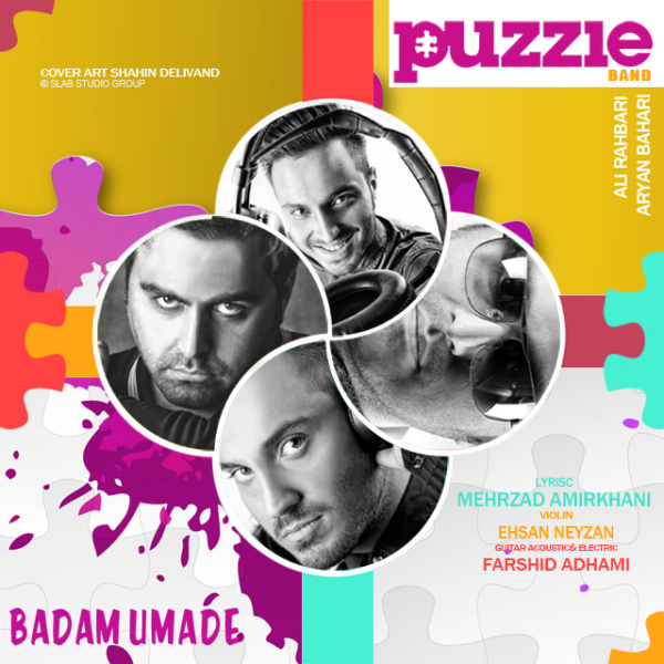 Puzzle Band – Badam Oomade