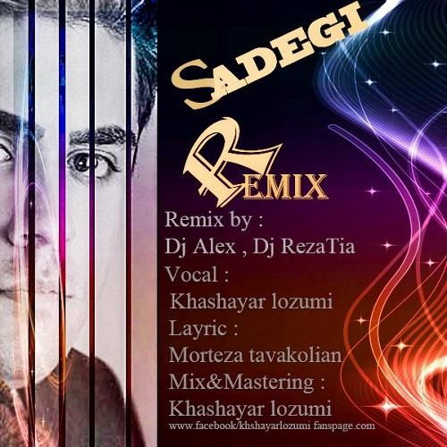 Khashayar Lozumi - Sadegi ( Remix )