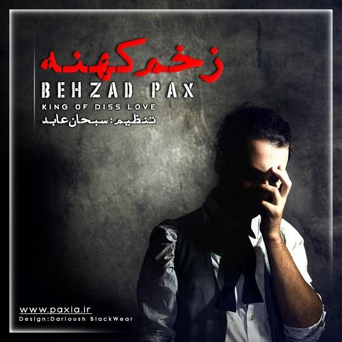 Behzad Pax – Zakhme Kohne