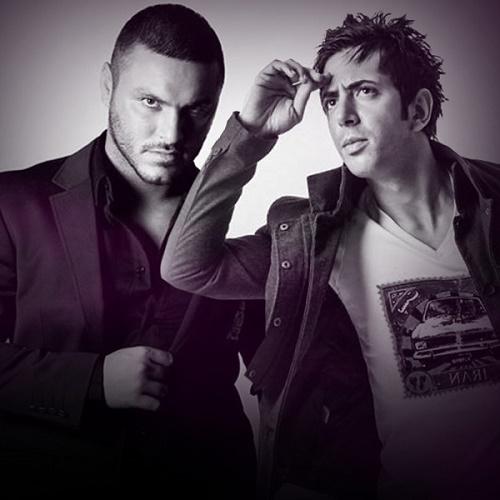 Armin 2AFM Ft Rezaya - To Male Man Boodi