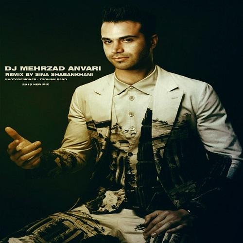 Sina Shabankhani - Akhar Kaare Khodeto Kardi ( Dj Mehrzad Anvari Remix )