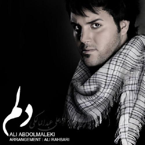 Ali Abdolmaleki - Delam