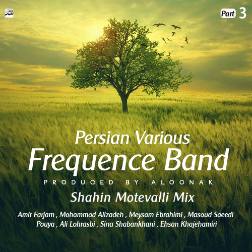 Frequence Band – Persian Various ( Part 3 )