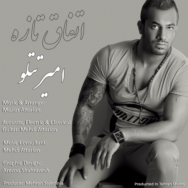 Amir Tataloo – Etefaghe Taze
