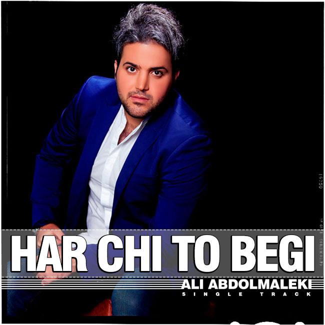 Ali Abdolmaleki – Harchi To Begi