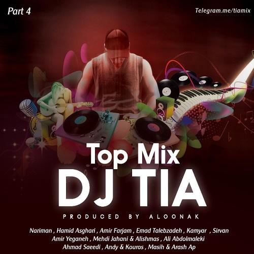 Dj Tia - Top Mix ( Part 4 )