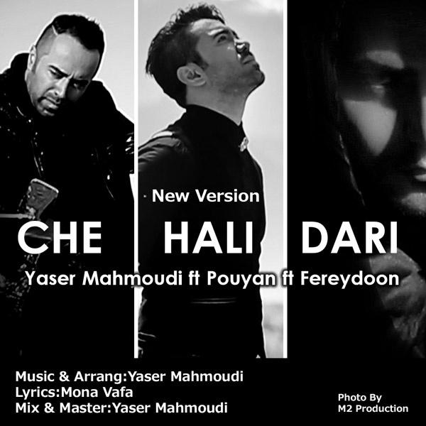Yaser Mahmoudi & Fereydoun Asraei & Pouyan – Che Hali Dari