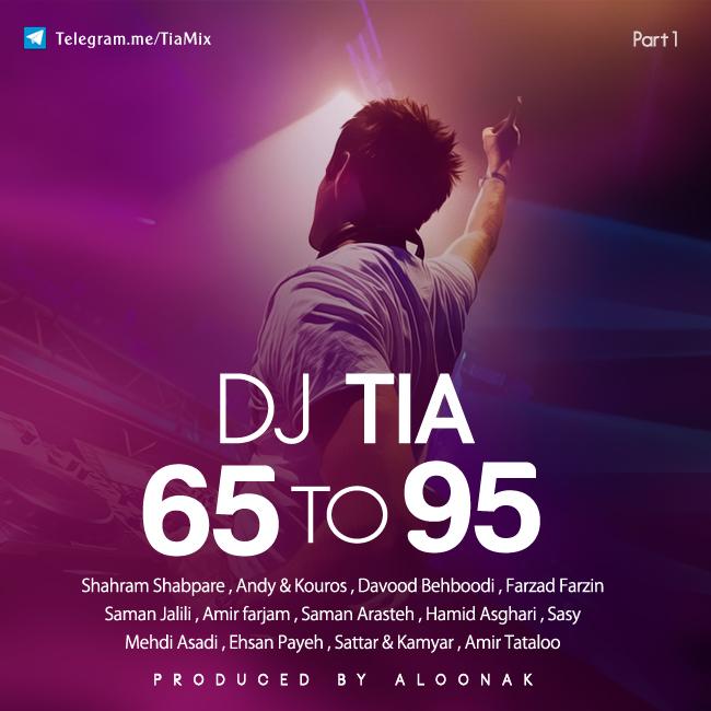 Dj Tia - 65 To 95 ( Part 1 )