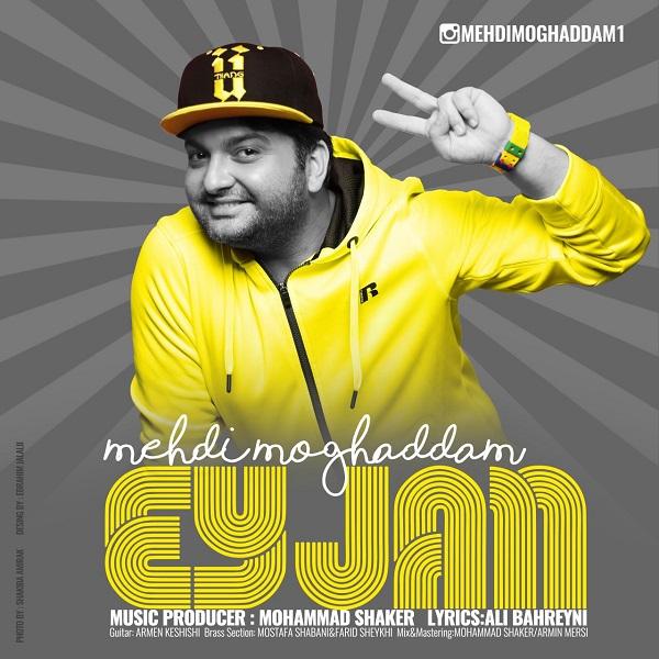 Mehdi Moghaddam - Ey Jan