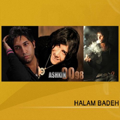 Ashkin 0098 Ft Alishmas & Pirouz Delnvaz - Halam Bade