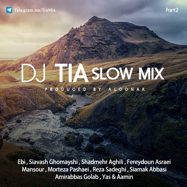 Dj Tia - Slow Mix ( Part 2 )