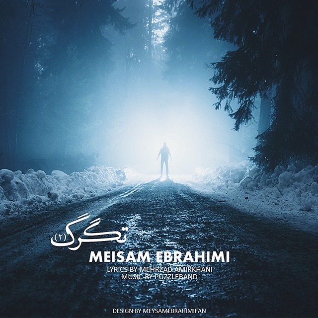 Meysam Ebrahimi – Tagarg ( New Version )