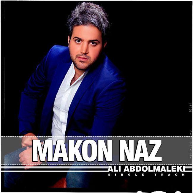 Ali Abdolmaleki – Makon Naz