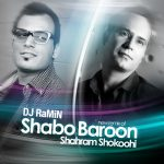 Shahram Shokoohi - Shab O Baroon ( Remix )