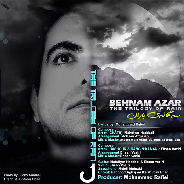 Behnam Azar – Se Ganeye Baran