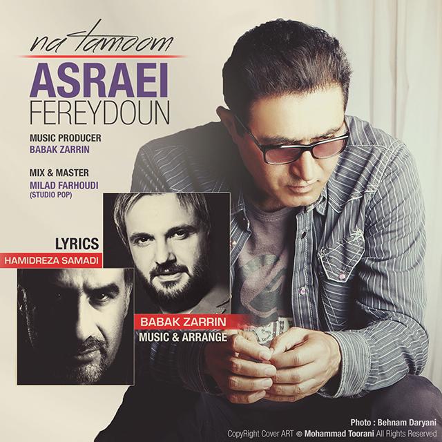 Fereydoun Asraei - Na Tamoom