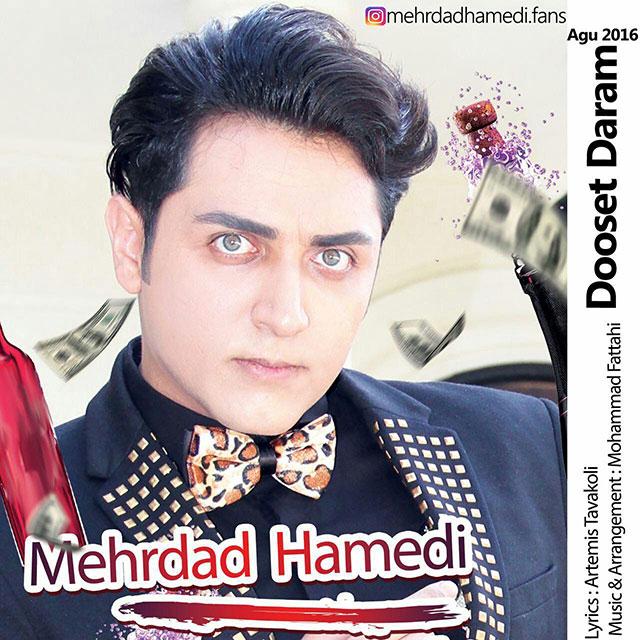 Mehrdad Hamedi - Dooset Daram