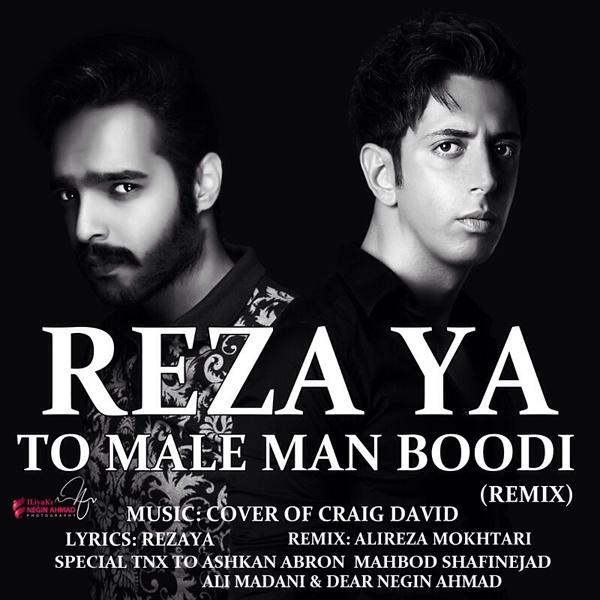 Rezaya - To Male Man Boodi ( Remix )