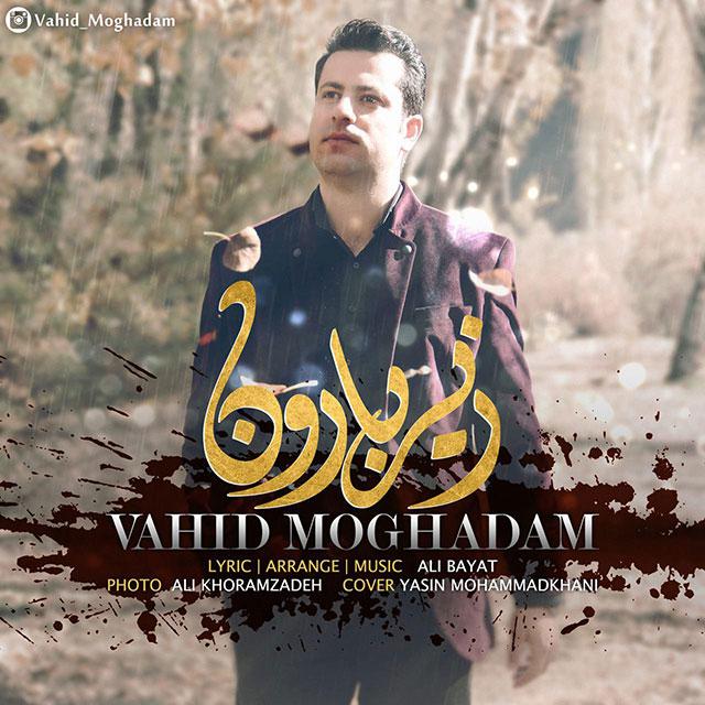 Vahid Moghadam - Zire Baroon