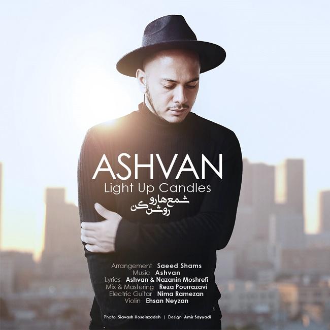 Ashvan - Shamaa Ro Roshan Kon