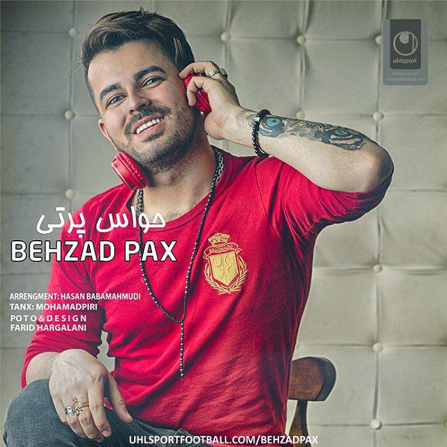 Behzad Pax – Havaas Parti