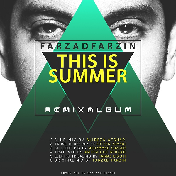 Farzad Farzin – Tabestooneh ( Mohammad Shaker Chillout Mix )