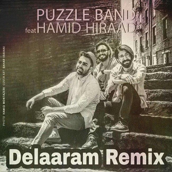 Puzzle Band Ft Hamid Hiraad – Delaaram ( Remix )