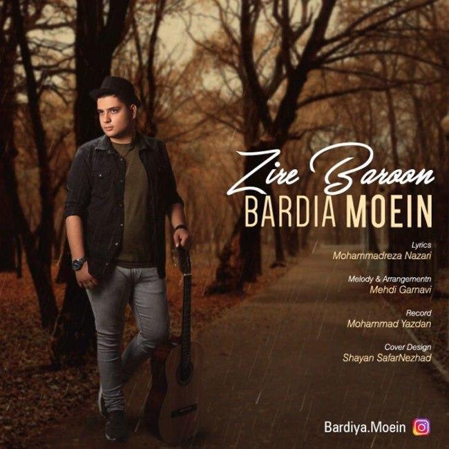 Bardia Moein - Zire Baroon