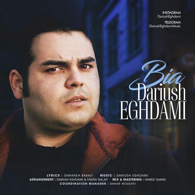 Dariush Eghdami – Bia