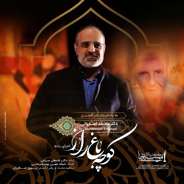 Mohammad Esfahani – Koocheh Baghe Raaz ( Live )