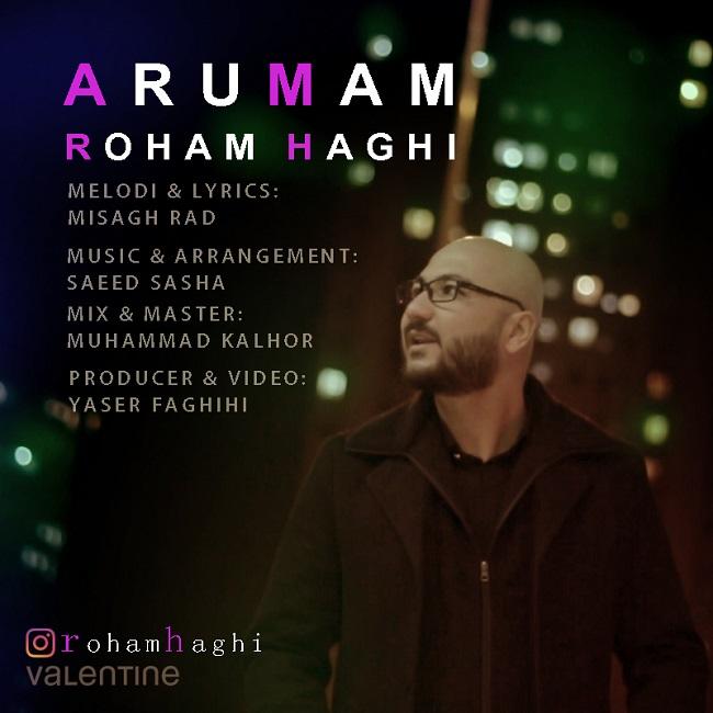 Roham Haghi - Aroomam