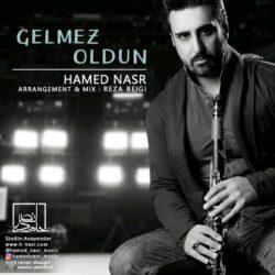 Hamed Nasr - Gelmlez Oldun