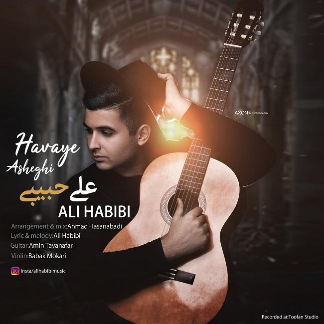 Ali Habibi - Havaye Asheghi