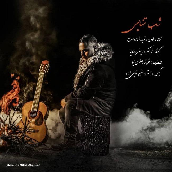 Navid Ensandoost - Shabe Tanhaei