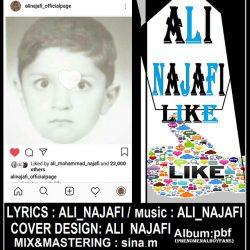 Ali Najafi - Like