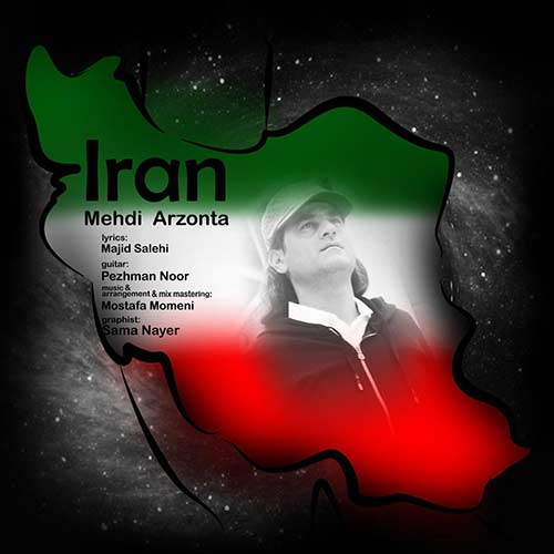 Mehdi Arzonta - Iran