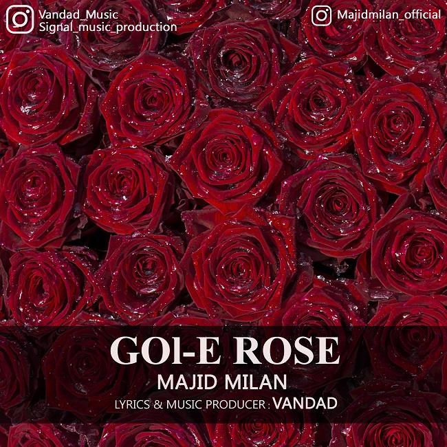 Majid Milan - Gole Rose