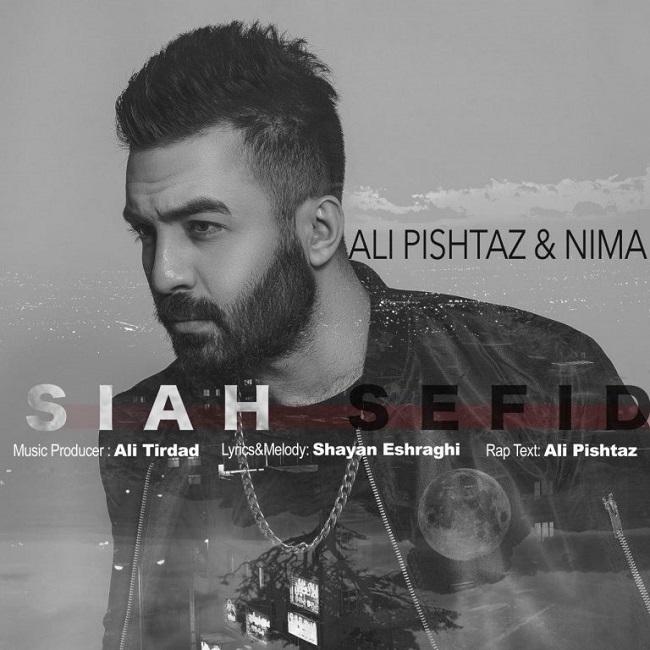 Ali Pishtaz & Nima - Siah Sefid