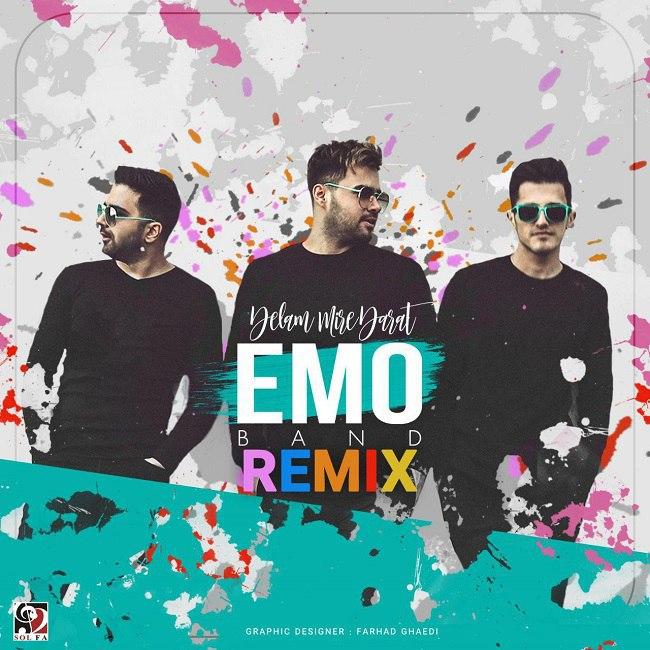 EMO Band - Delam Mire Barat ( Remix )
