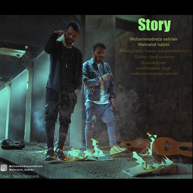 Mohammad Reza Oshrieh & Mehrshid Habibi - Story