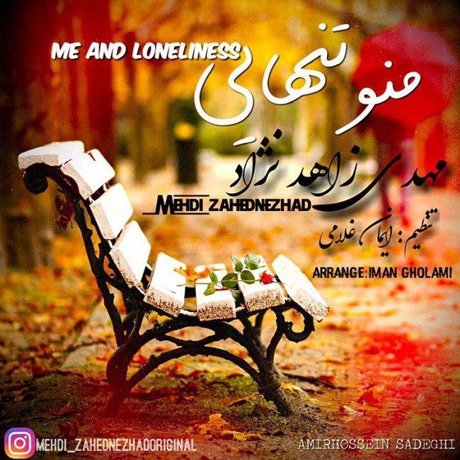 Mehdi Zahednezhad - Dir Bargashtam