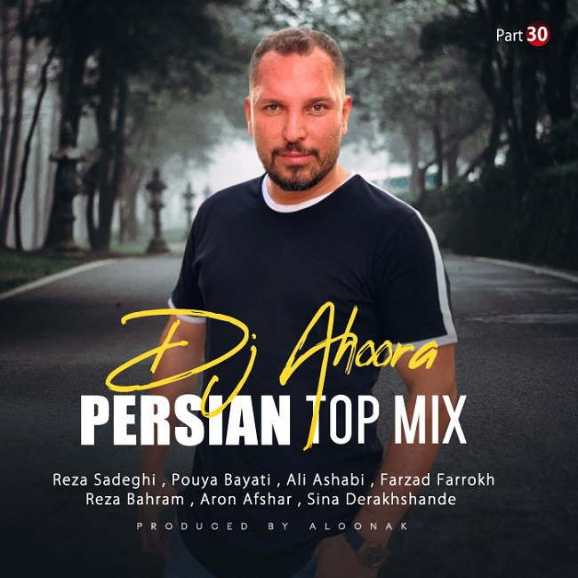 Dj Ahoora - Persian Top Mix ( Part 30 )
