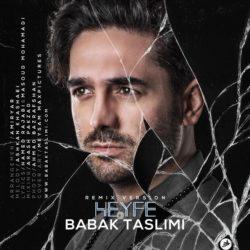 Babak Taslimi - Heyfe ( Remix )